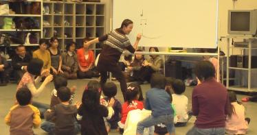 全日本リトミック音楽教育研究会本部主催 本部講習会2010